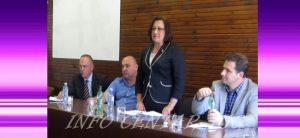 ministarka poljoprivrede u medvedji oksastanak
