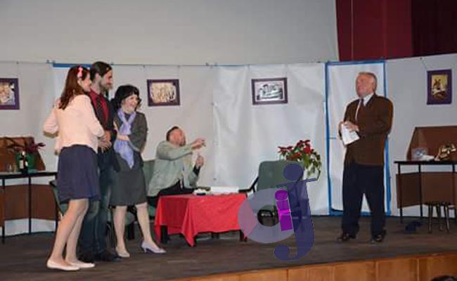 Predstava Narodni poslanik 1