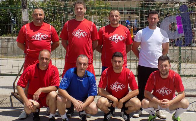 Policijski turnir ekipa OKP Leskovac