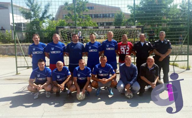 Policijski turnir ekipa PS Lebane
