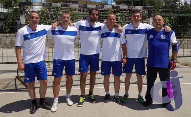 Policijski turnir ekipa PS Sever Leskovac