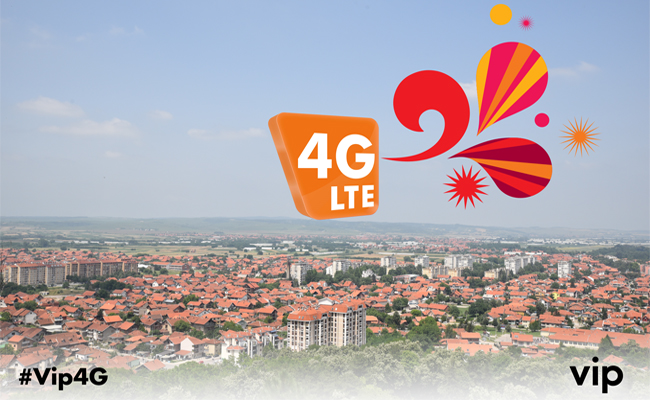 Vip 4G LTE u Leskovcu