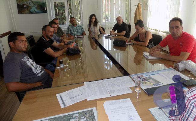 Javni radovi potpisivanje ugovora 003