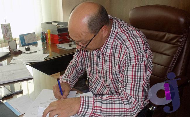 Javni radovi potpisivanje ugovora 006