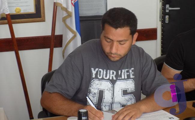 Javni radovi potpisivanje ugovora 009