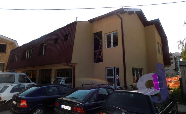 Centar za dijalizu u izgradnji